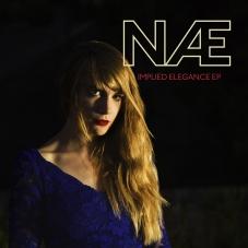 """""""Implied Elegance EP"""" Album Cover"""